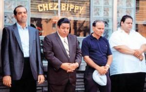 A BRONX TALE, Chazz Palminteri, Clem Caserta, Dave Salerno, Fred Fischer, 1993, (c) Savoy Pictures